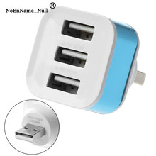 USB Hub Adapter Mini 3-Port USB 2.0 Hub Adapter Splitter Expansion For PC Laptop MacBook dropshipping 10 port usb 3 0 hub 5v 2a power adapter usb hub 3 0 charger with switch multi usb splitter usb3 0 hub for macbook pc laptop