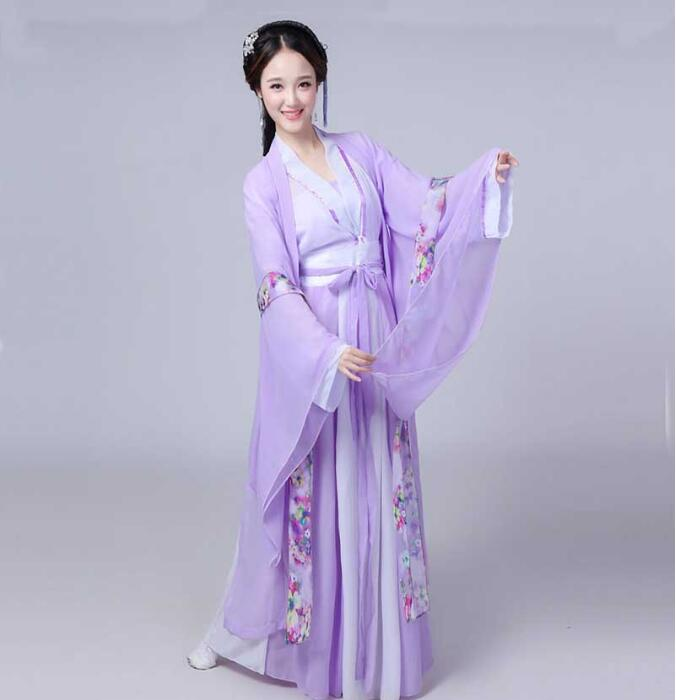 19 women chinese princess costume traditional dance costumes kids enfants girl folk ancient hanfu tang dynasty 3