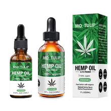 30ml Organic Essential Oils Hemp Seed Oil