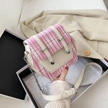 Сумка мессенджер Женская на плечо милая сумочка из высококачественной