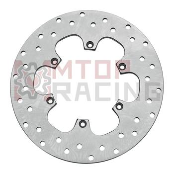 Rear Brake Disc for Husqvarna TR 650 Terra (Spoke Wheel) TR650 Strada (Cast Wheel) 2012-2013 Brake Rotor