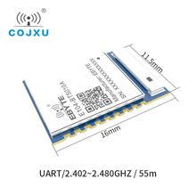 Ble5.0 nRF52810 Bluetooth Module IoT E104-BT5010A Ceramic Antenna UART 4dBm SMD Transceiver