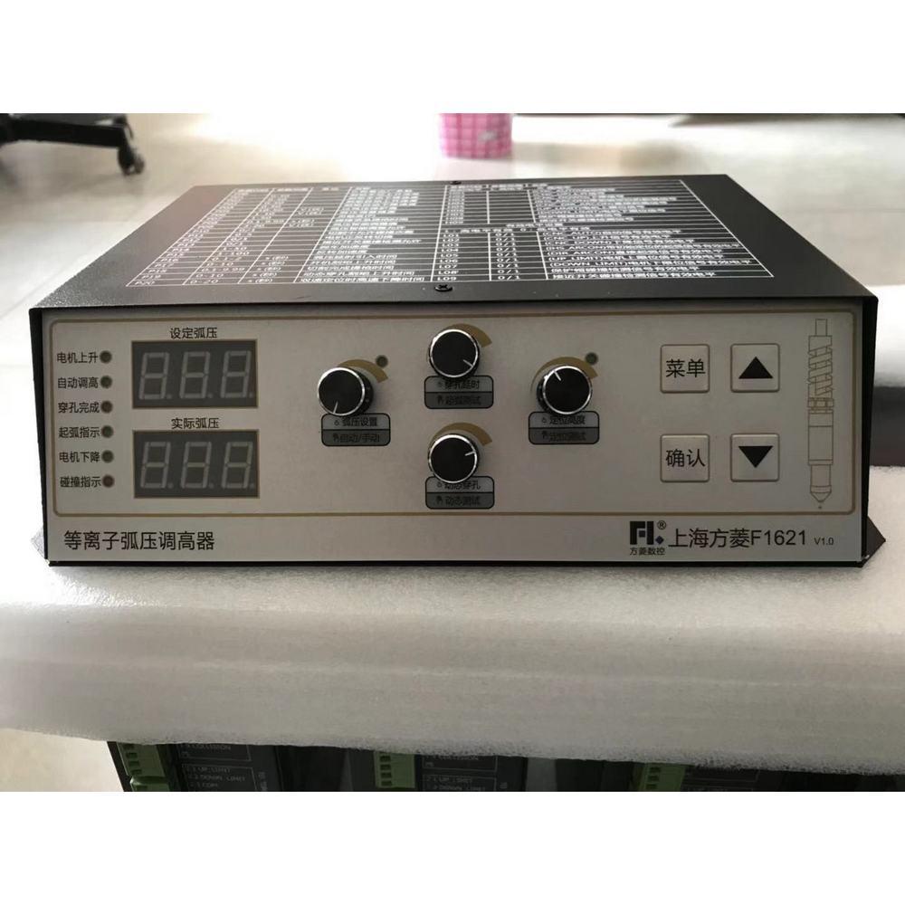 THC automatyczny łuk cap napięcie regulator wysokości palnika plazmowego maszyna do cięcia plazmowego wyświetlacz LED F1620