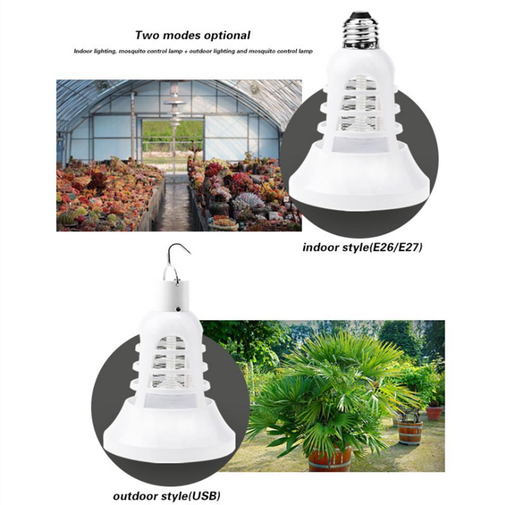 LED Plant Growth Light USB Full Spectrum Fill Light Clip Kit Factory Succulent Bulb Mosquito Plant Light