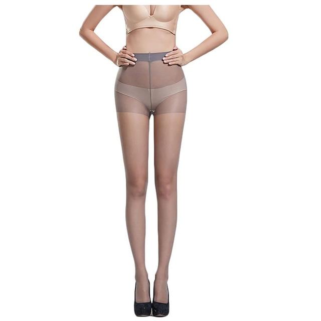 Female High-Elastic Tight Pantyhose Stockings Pantyhose Underwear Summer Fashion Solid Seamless Female Hosiery Pantyhose 2020 5