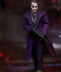 HC Hot Toys Movie DC Joker in Film Batman Gewrichten Beweegbare Action Figure PVC Collectible Model Toys