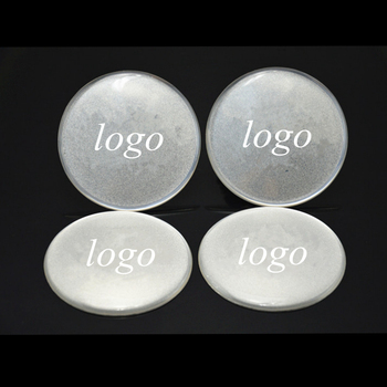 4X Car Accessories Ornament Wheel Center For TOYOTA Hub Cap Stickers 65mm decorate emblems image