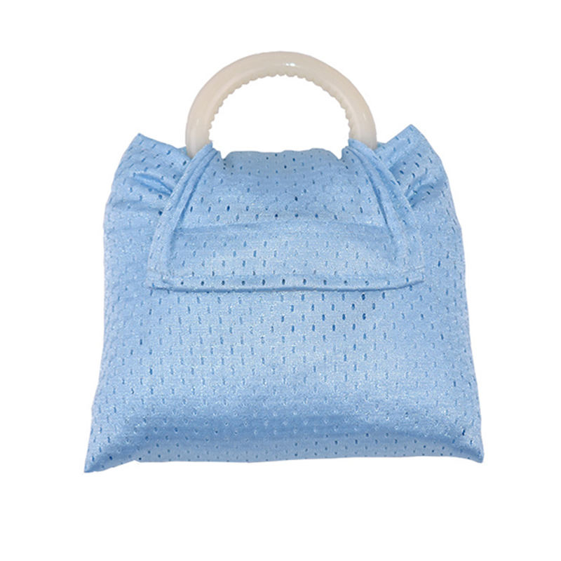 Breathable Beach Water Baby Wrap Strap Summer Wrap Quick Dry Shower Backpack Baby Wrap Swing Sling Light Blue