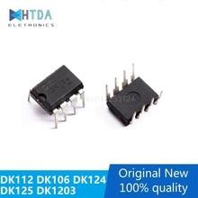 5 pçs/lote DK106 DK112 DK124 DK125 DK1203 DIP-8 IC Em Stock