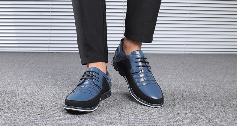 H2d3fa85b5c90443b84a074c27ddf9beeM Design New Genuine Leather Loafers Men Moccasin Fashion Sneakers Flat Causal Men Shoes Adult Male Footwear Boat Shoes