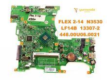 Original für Lenovo FLEX 2-14 laptop motherboard FLEX 2-14 N3530 LF14B 13307-2 448.00U06.0021 getestet gute kostenloser versand