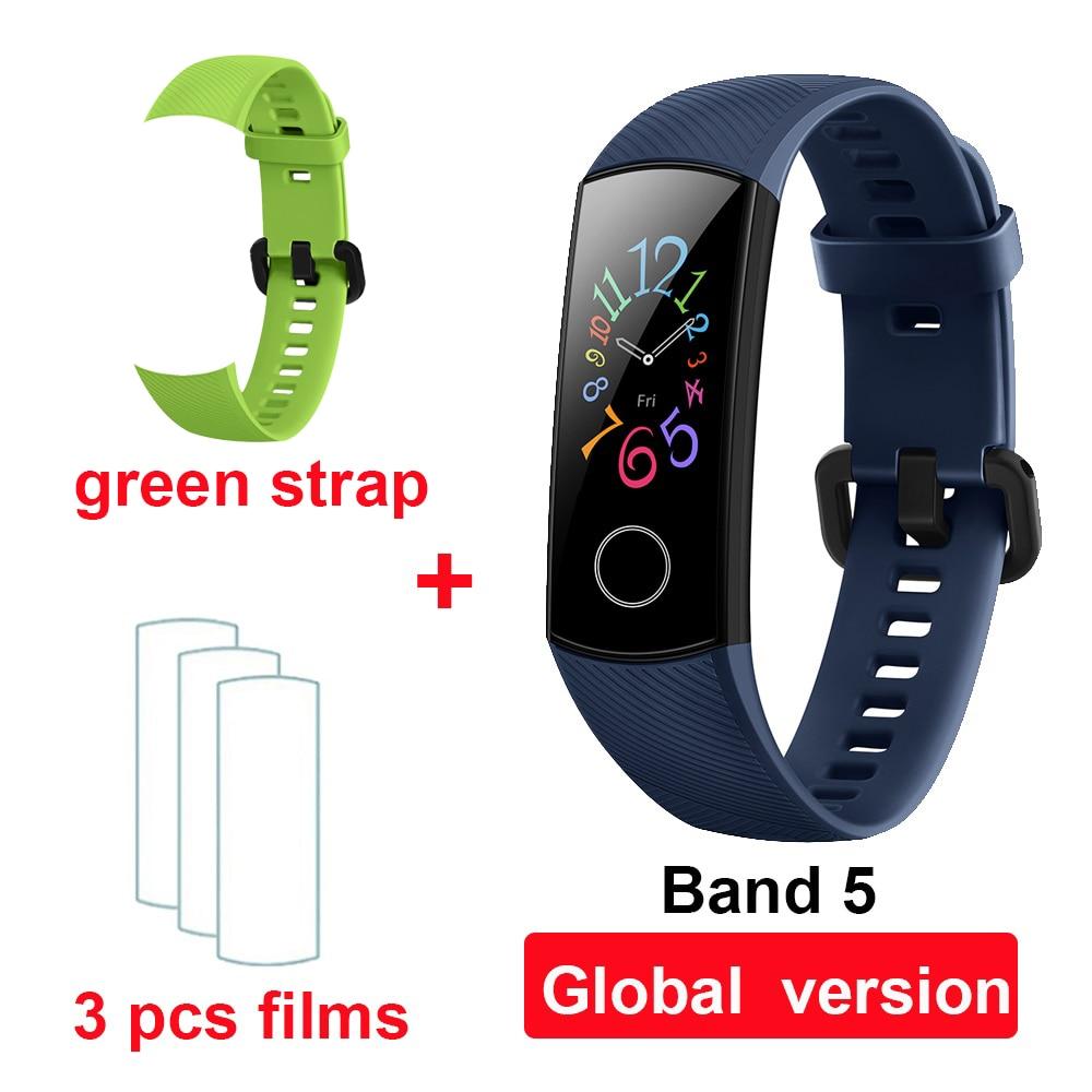 blue GL green