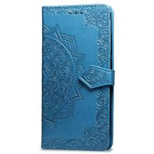 Чехол для Samsung Galaxy S9 Plus, роскошный кожаный чехол-книжка s9plus с магнитной застежкой и держателем для карт, защитный чехол-книжка с подставкой 360