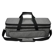 Bolso de viaje para mujer, bolsa de viaje Compatible con Cricut Explore Air y Supplies Cricut plegable, Compatible con Cricut Explore Air y Maker