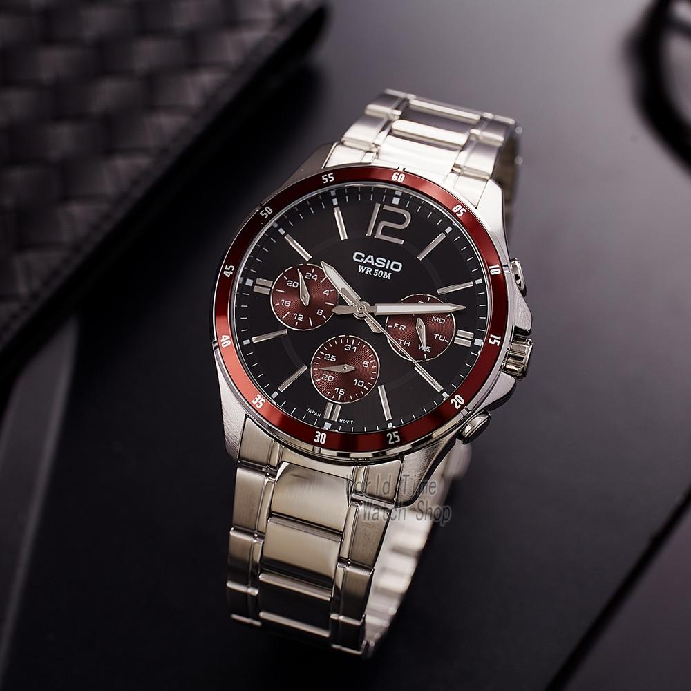 Casio watch wrist watch men top brand luxury set quartz watche 50m Waterproof men watch Sport military Watch relogio masculino 2