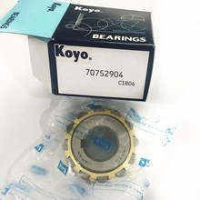Koyo brand 70752904 koyo Double row brass cage eccentric bearing 70752904HA цена 2017