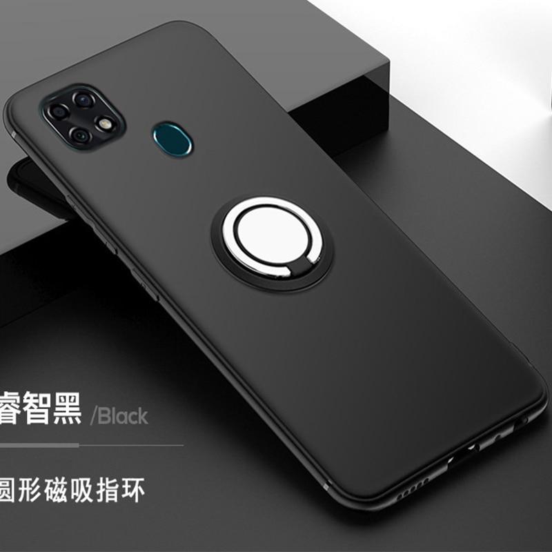 Pixel 4a Case   For Google Pixel 4a Case Luxury Finger Ring Holder Back Soft TPU Case Drop Proof Cover For Google Pixel 4a Cases