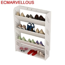 Minimalist Storage Meuble Rangement Kast Closet European Wood Organizer Home Mueble Zapatero Organizador De Zapato Shoe Rack