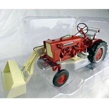 Редкий бутик 1:16 1849 сплав трактор инженерный вилочный погрузчик модель сельскохозяйственный транспорт коллекция моделей