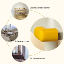 Home Living Room Table Corner Guard Cushion Furniture Bumper Protectors Baby Safety Protection Supplies