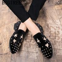 loafers party shoes men elegant shoes for men coiffeur wedding shoes men fashion zapatos de hombre de vestir formal ayakkabı