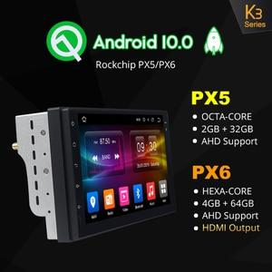 Image 2 - Ownice K1 K2 K3 Octa Core Android 10.0 2G Ram 32Gb Rom Ondersteuning 4G Lte Sim Netwerk auto Gps 2 Din Universele Autoradio Dvd speler