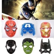 Marvel Мстители 3 Халк черная Widow Vision Ultron Железный человек Капитан Америка Фигурки Модель игрушки