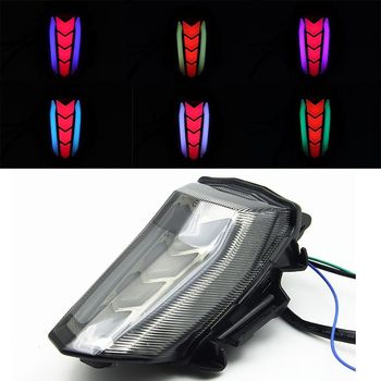 for yamaha yzf r15 v3 2017 2018 2019 2020 Motorcycle TailLight TailLED Rear Lamp Turn Brake Light Turn Signals moto Accessories