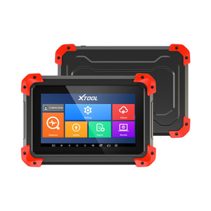 Image 4 - X100 PAD OBD2 Auto Key Programmer Diagnostic Scanner Automotive Code Reader IMMO EPB DPF BMS Reset Odometer EEPROM Update online