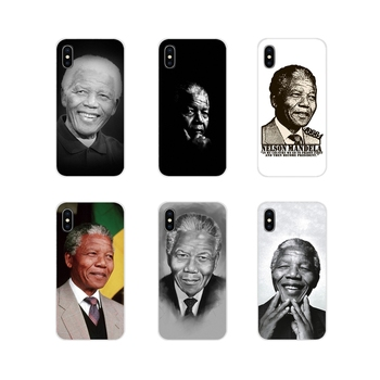 Nelson Mandela Accessories Phone Cases Covers For LG G3 G4 Mini G5 G6 G7 Q6 Q7 Q8 Q9 V10 V20 V30 X Power 2 3 K10 K4 K8 2017 image