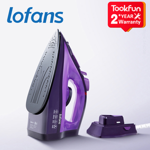 New Lofans YD-012V Cordless Electric Steam Iron for garment Steam Generator road wireless irons ironing Multifunction Adjustable