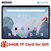 2020 Global Version 10 inch tablet Octa Core 3GB RAM 32GB ROM 5000mAh Battery Google Android 9 Pie 5G WiFi Bluetooth Tablet 10.1