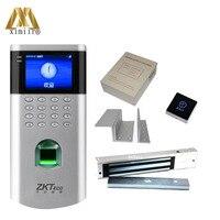 Zk f200 impressão digital controle de acesso sistema linux biométrico impressão digital comparecimento do tempo e controle acesso sistema porta controle|Dispositivo de reconhecimento de impressão digital| |  -