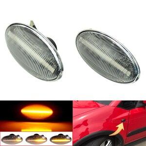 Image 3 - Dynamic Side Marker  LED Turn Signal Light For Suzuki Swift MZ EZ FZ Jimny Splas Grand Vitara APV Arena Alto SX4 S Cross XL7