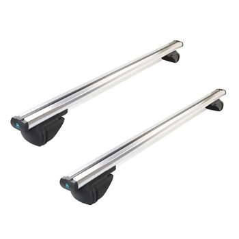 2PCS 120Cm 135Cm Universal Roof Rack Cross Bars For Car Roof Top Bag Storage Luggage Support Auto image