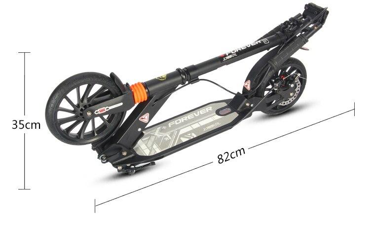 crianças e adolescentes scooter