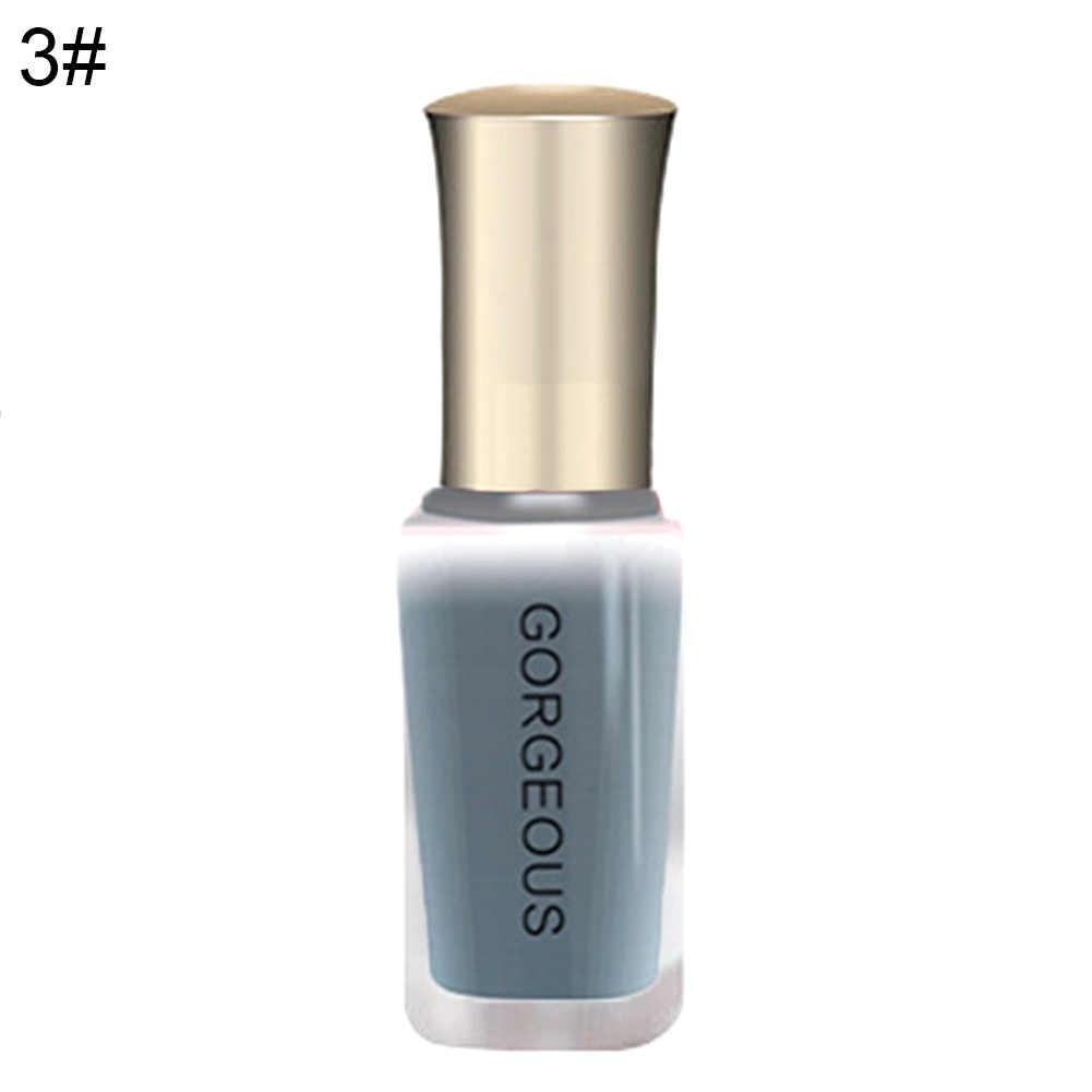 Nueva 10ML esmalte de uñas de Color translúcido serie de secado rápido de uñas Varnich puro Color de uñas de arte esmalte de uñas laca decoración
