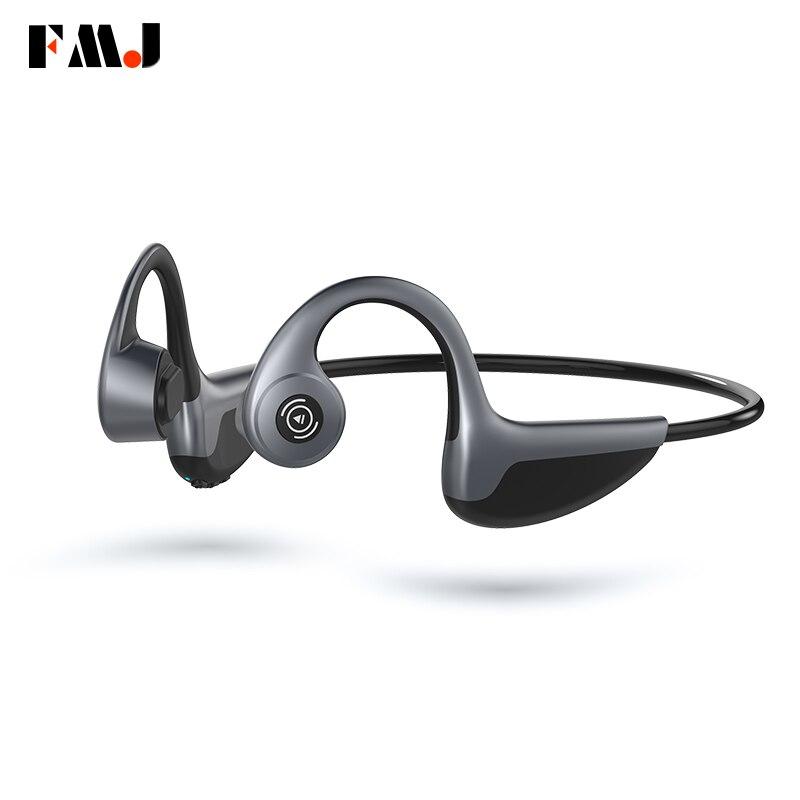 Беспроводные Bluetooth-наушники Z8 с костной проводимостью, водонепроницаемые наушники Bluetooth 5,0, гарнитура, наушники