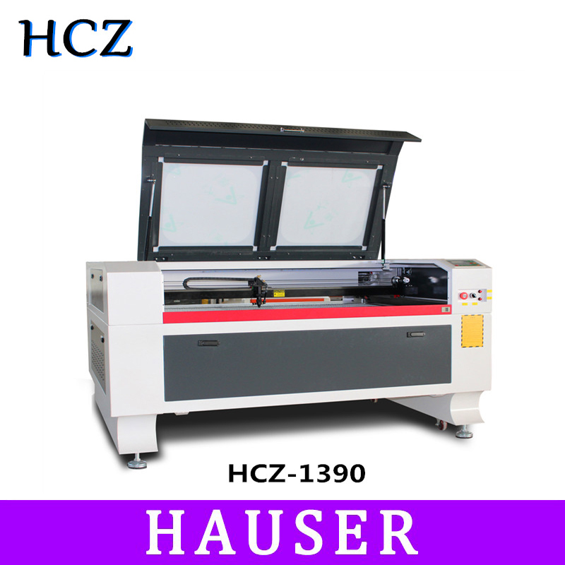 Free shipping HCZ 100w co2 <font><b>laser</b></font> <font><b>1390</b></font> <font><b>laser</b></font> <font><b>engraving</b></font> <font><b>machine</b></font> <font><b>laser</b></font> marking <font><b>machine</b></font> 220V / 110V <font><b>laser</b></font> cutting <font><b>machine</b></font> cnc router image