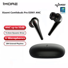 2021 CES 1MORE ComfoBuds Pro TWS True Wireless Earphones ANC 6 Microphones call Anti Noise Waterproof AAC In Ear Earphones 35DB