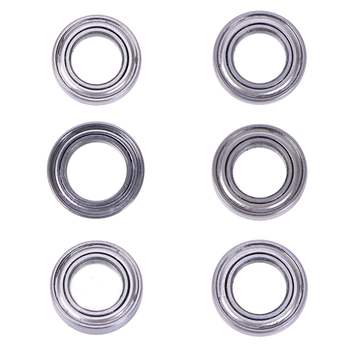 1pc Fishing Sealed Bearings Stainless Steel Reel Accessory 6 Size For Reels - discount item  30% OFF Fishing