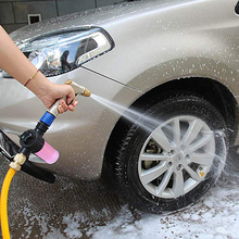 Auto Wasmachine Schuim Pot Auto Wassen Lance Schoon Hoge Druk Wasstraat Schuim Pistool Foamer Toepasselijk Soort Tepel
