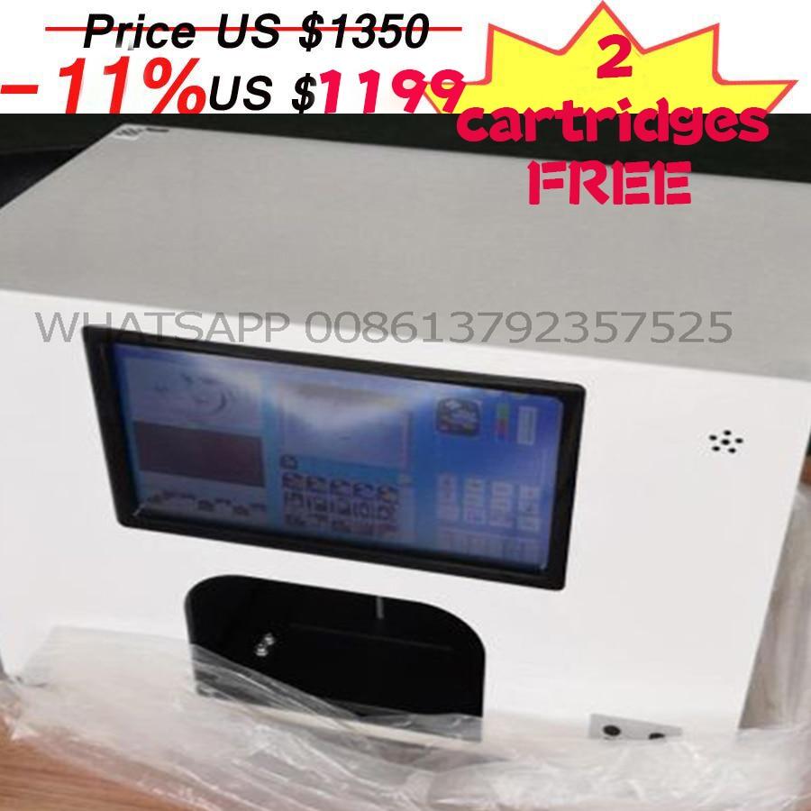 2019 EN ÇOK SATAN wifi bluetooth tırnak sanat makinesi 5 çivi - Tırnak Sanatı - Fotoğraf 1