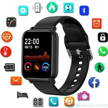 Touch Digital Watch Men Sport Women Watches Electronic LED Male Wrist Watch For Men Women Clock Female Ladies Wristwatch Hours