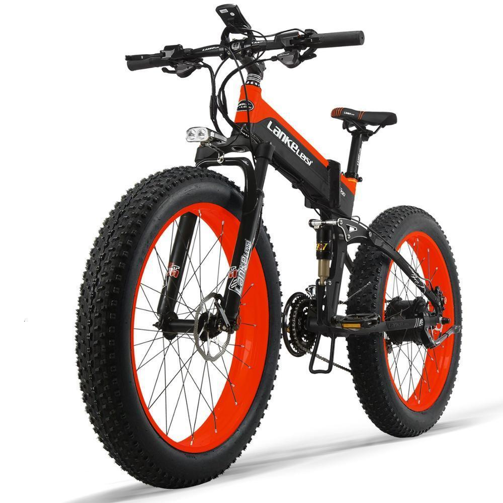 2019 XT750Plus hot sale fat tire electric bike 26 inch china ebikeFat tire folding e bike 1000W Max load 150Kg 1