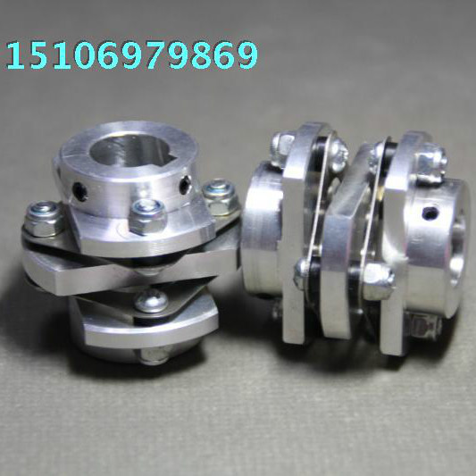 ZSF6215 5815 Spindle Encoder Special Elastic Diaphragm Coupling D42 L38 10-10 15-15