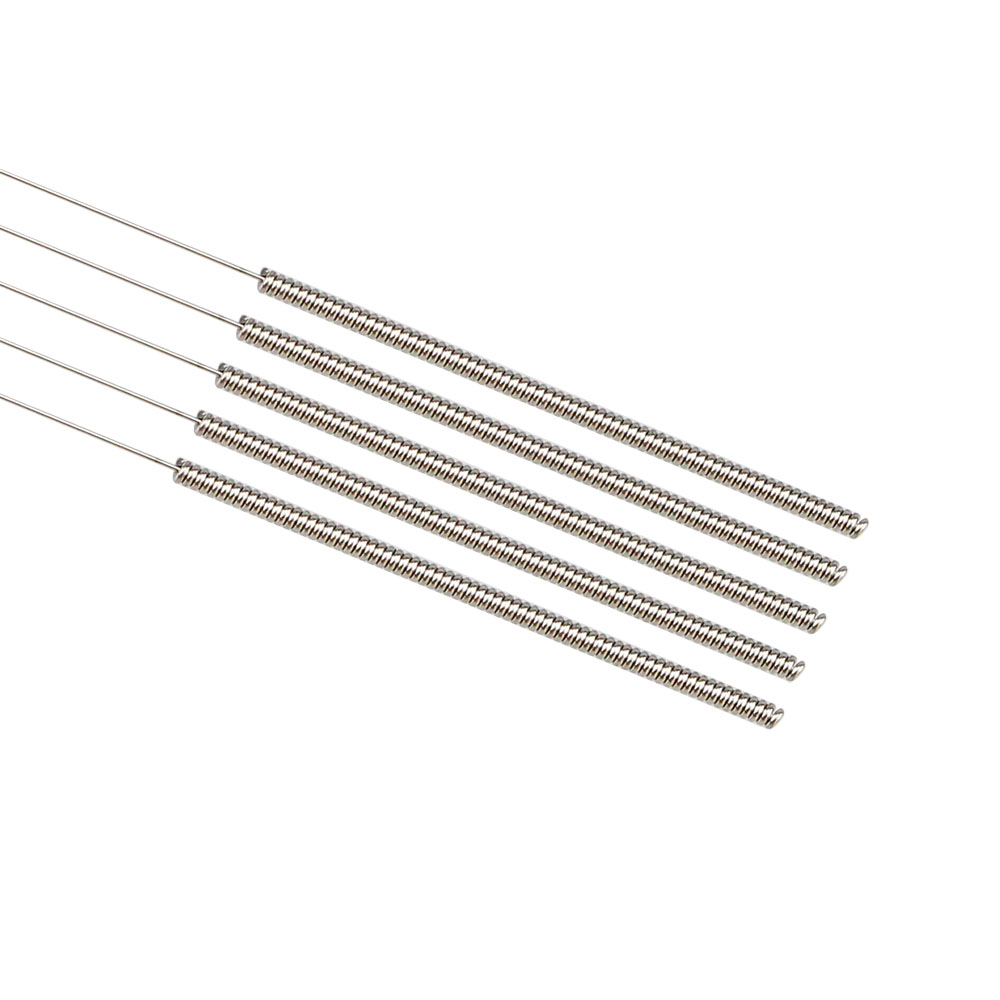5Pcs Stainless Steel Cleaning Needle 0.15mm 0.2mm 0.25mm 0.3mm 0.35mm 0.4mm Part Drill For V6 Nozzle 3D Printers Parts