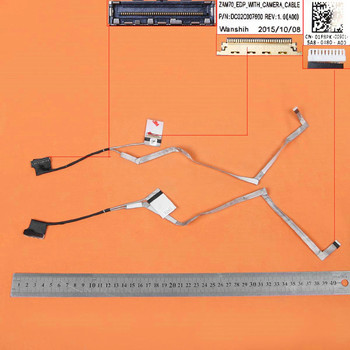 New Laptop Cable For Dell 14 E5450 E5440 ZAM70 PN: DC02C007600 01F8PK Replacement Repair Notebook LCD LVDS image