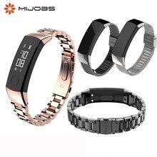 שעון רצועת כבוד להקת 3 צמיד עבור Huawei Honor 3 להקת שעון להקת צמיד נירוסטה צמיד עבור Huawei 3 כבוד להקה