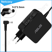 19V 2.37A 45W 5.5*2.5mm Asus Laptop Charger Power Adapter AC Para Asus X550LNV X550ZA X551 x551C X551CA X551M X551MA